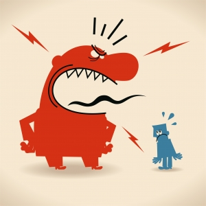 emotions at work - anger